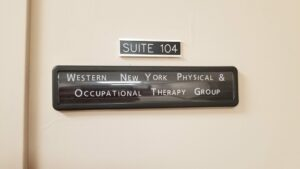 Western New York Physical & Occupational Therapy, Salamanca Location
