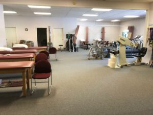 Western New York Physical & Occupational Therapy, Chaffee Location